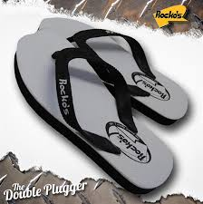 04e86f54d2d Rocko s Original Double Pluggers. Double Plugged at all points with a thick  rubber sole